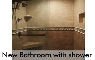 bathroom remodel design Montgomer Co MD